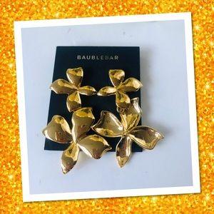 BAUBLEBAR FLOWER EARRINGS